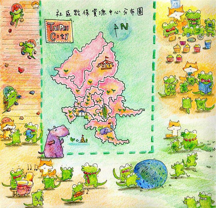 images on organization : 台北市教育局