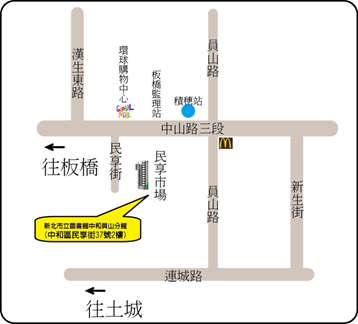 images on organization : 新北市立圖書館